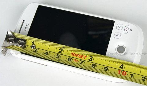 ทดสอบ HTC Magic อีกหนึ่งมือถือสายพันธุ์ Google Android