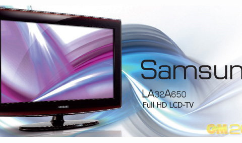 Samsung LA32A650 Full HD LCD-TV