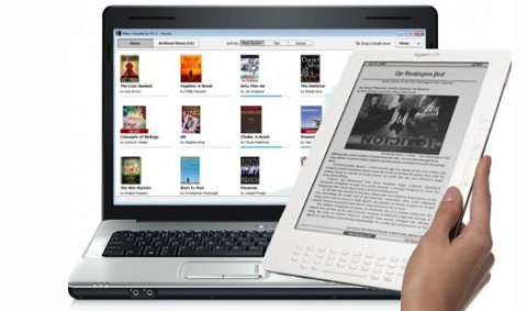 Kindle บนพีซีดาวน์โหลดฟรีเดือนหน้า