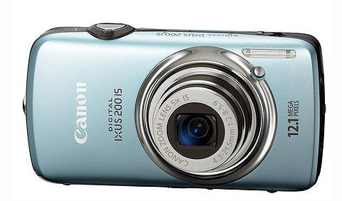 Canon IXUS 200IS