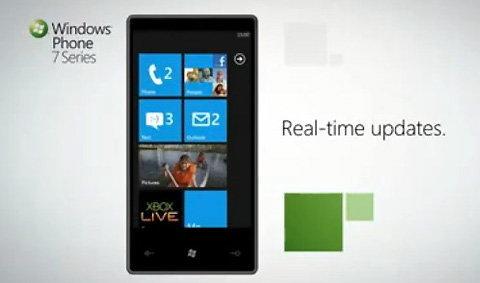 Windows Phone 7 เปิดตัวแล้ว!!!