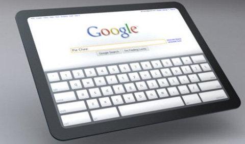 Google Pad ควงคู่ Verizon ชน iPad