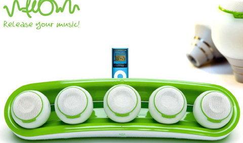The Flow Interactive Music System สไตล์เสียงตามใจชอบ