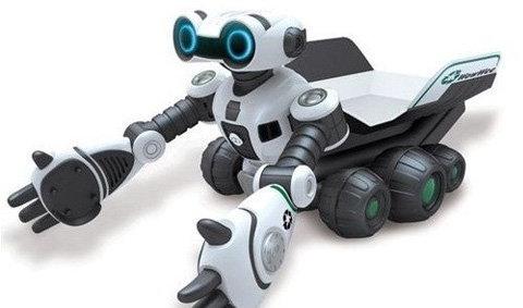 "Roboscooper หุ่นยนต์""ช่วยเก็บของ"""