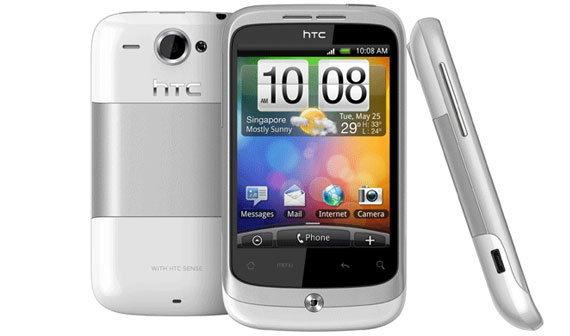 HTC เปิดตัวเคาะราคา HTC Wildfire และ HTC Aria ในไทยแล้ว