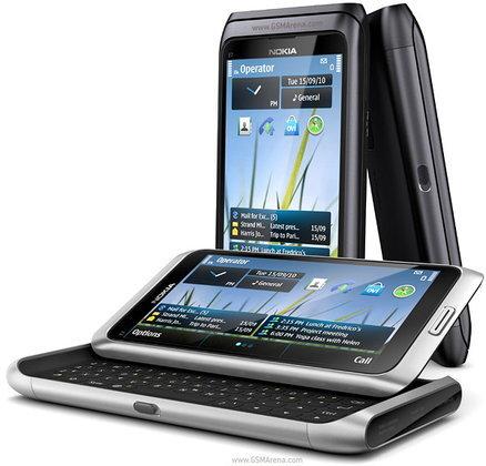 Preview : Nokia E7 SmartPhone ที่ครบเครื่องในการใช้งาน