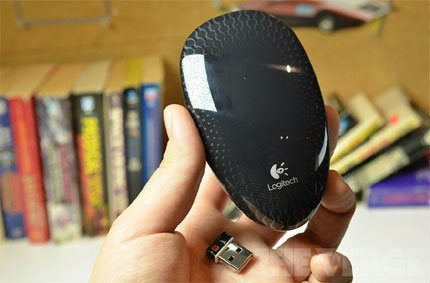 Touch Mouse M600 เมาส์สัมผัสจาก Logitech มาแล้ว