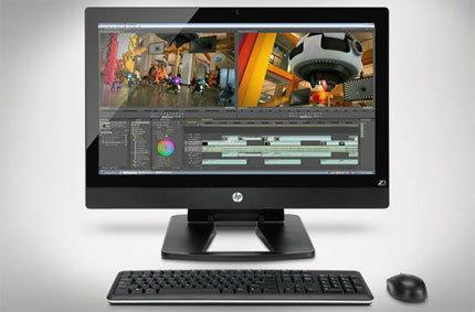 HP Workstation Z1 เครื่องคอมพิวเตอร์  All-in-One