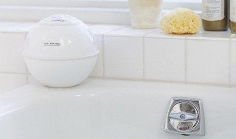 """เปิดโลกบันเทิงในห้องน้ำด้วย """"Music Planet"""" กันน้ำลึกถึง 1 เมตร !!"""