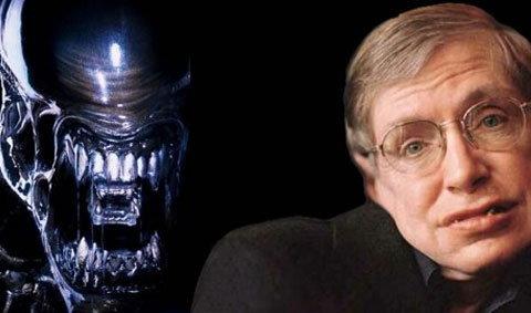 Hawking เผยมนุษย์ต่างดาวไม่ชอบเรา