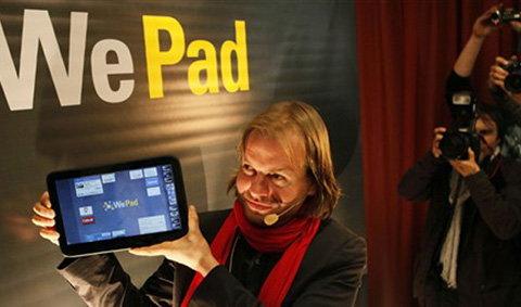 WePad คู่ชกที่สมศักดิ์ศรีของ iPad มันเจ๋งกว่าเย๊อะๆๆ