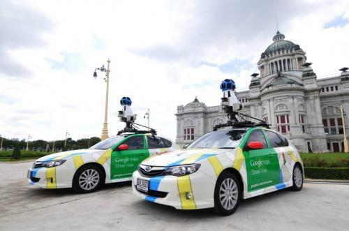 Google ปฏิเสธ ไม่ได้ขับรถชนลา ขณะบันทึกภาพลง Street View