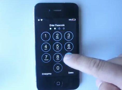 คิดให้ดีก่อนดาวน์โหลด iOS 7 beta 1 เจอช่องโหว่ความปลอดภัย ตั้งแต่หน้า Lock screen