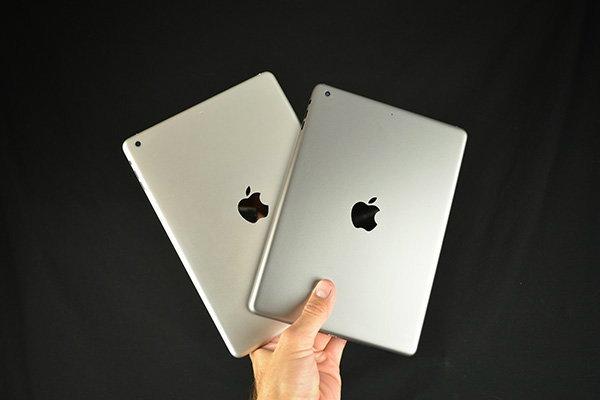 เผยภาพ iPad Air (iPad 5) สี Space Gray แบบชัดๆ