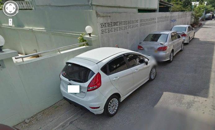 โดนเมียด่า เพราะเข้า google street view แล้วไปเห็นรถเรา จอดอยู่ข้างร้าน นกป.