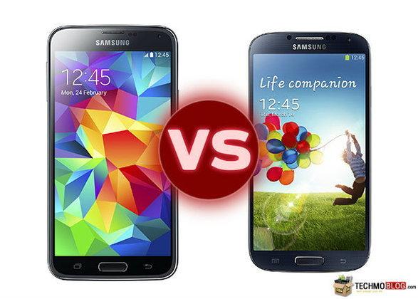 เปรียบเทียบ สเปค Samsung Galaxy S5 vs Samsung Galaxy S4 ส่วนใดบ้างที่แตกต่าง ?