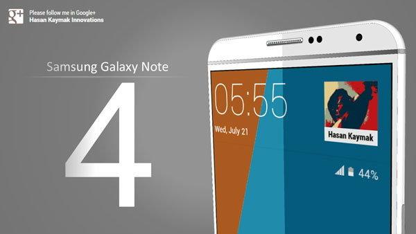 ไม่น่าพลิกโผ Samsung Galaxy Note 4 จะกันน้ำได้ แบบเดียวกับ Galaxy S5