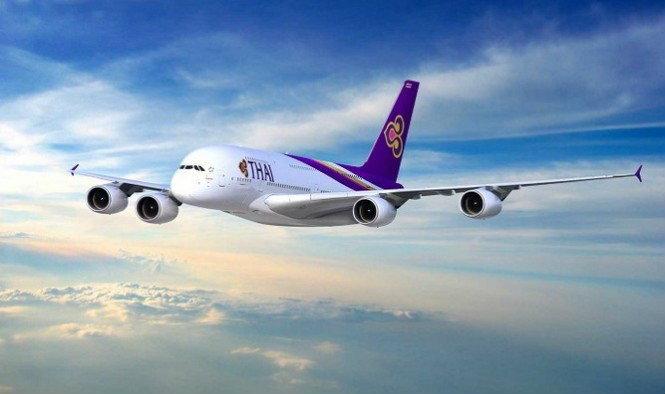 การบินไทยได้รับไฟเขียวให้เปิดให้บริการ WiFi บนเครื่องบินแล้ว
