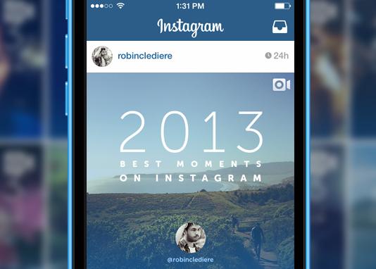 อยากรู้ไหม? 5 ภาพไหนบน Instagram ของคุณ ถูก Like มากที่สุดในปี 2013 ลองดูวิธีนี้ค่ะ