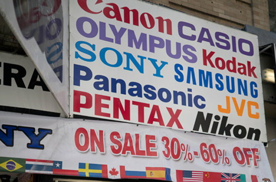 Canon, Nikon และ Sony ที่อยู่รอดจากการตีตลาดของสมาร์ทโฟน