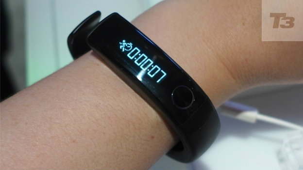LG Lifeband Touch review: Hands-on