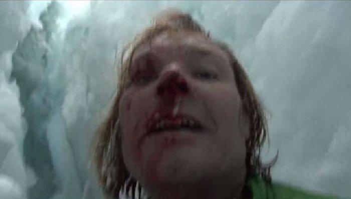 เฟซบุ๊คเจ๋ง ช่วยชีวิตนักวิชาการ หลังร่วงติดอยู่ในรอยแยกน้ำแข็ง
