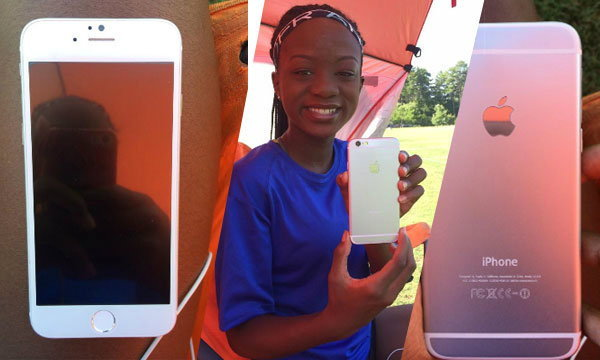 เมื่อ iPhone 6 ปรากฏให้เห็นบนทวิตเตอร์