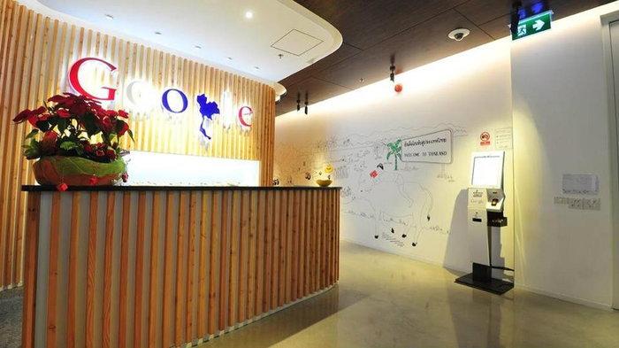ดูซิบ้านใหม่ของ Google ประเทศไทย
