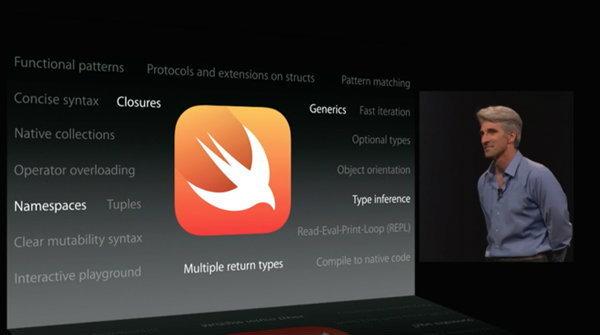 ภาษา Swift ก้าวขึ้นอันดับ 22 ของภาษาโปรแกรมยอดนิยมแล้ว