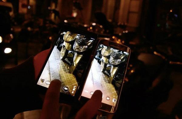 Galaxy S6 edge vs Galaxy Note 4 ทดสอบการถ่ายรูปในที่แสงน้อย รุ่นไหนได้ภาพแจ่มกว่า?