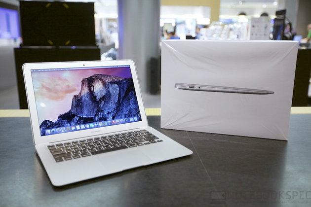 MacBook Air 13 [Early 2015] Review [อัพเดทเป็น Intel Core i Gen 5 + HD6000]