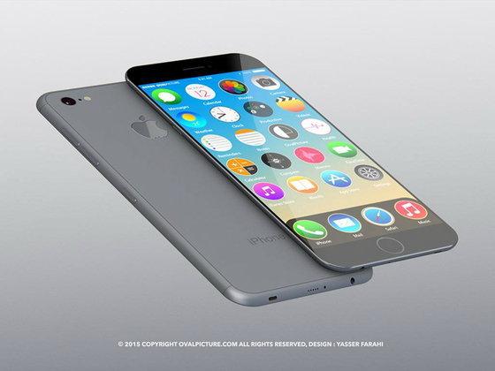 ลือ!! iPhone 6S (iPhone 7) จะบางกว่าเดิม พร้อมกับชิป LED Lighting ตัวใหม่