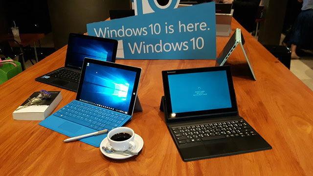 ลองสัมผัส Windows 10 ตัวจริง และ Office 2016 ใหม่จาก Microsoft
