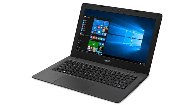 Acer Aspire One Cloudbook โน็ตบุค เพื่อยุคแห่ง Cloud