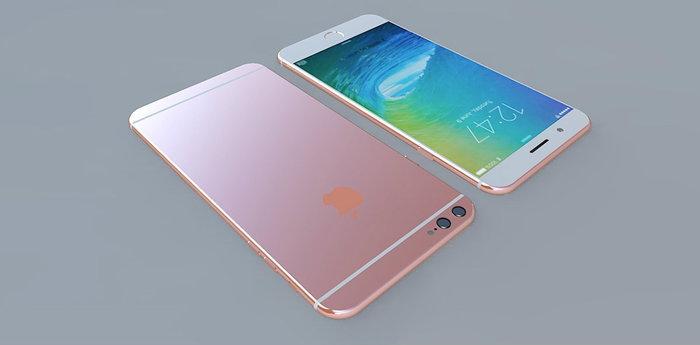 ยลโฉมภาพ iPhone 6s คอนเซ็ปต์ล่าสุด มาพร้อมสีชมพู๊ ชมพู