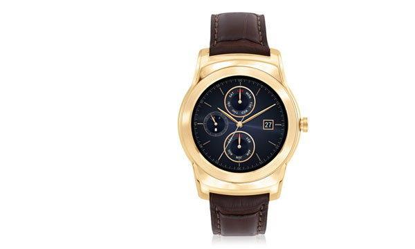 LG เปิดตัว LG WATCH URBANE LUXE Smart Watch สุดหรูด้วยทองคำ 23 กะรัต