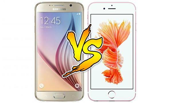 8 เหตุผลที่ Galaxy S6 ดีกว่า iPhone 6s