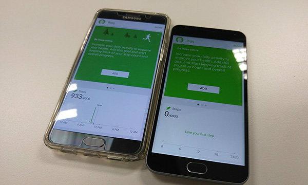 Samsung เลิกกั๊ก S Health ให้โหลดกับ Android ทั่วไปตั้งแต่เวอร์ชั่น 4.4 ขึ้นไป