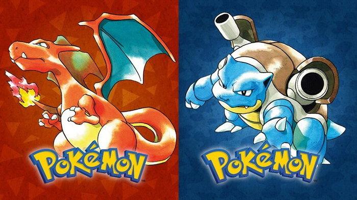เกม Pokemon Red , Green ถูกเสนอชื่อเข้าไปอยู่ใน Video Game Hall of Fame