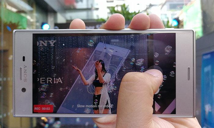 พรีวิว Sony Xperia XZs มือถือที่สามารถ่ายภาพ Super Slowmotion เทียบเท่ากล้องดิจิทัล