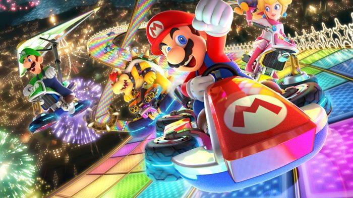 เทียบกันชัดๆเกม Mario Kart 8 บน Nintendo Switch และ WiiU