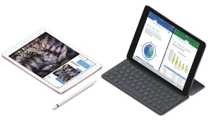 ลือ iPad Pro รุ่นจอ 10.5 นิ้ว เตรียมเปิดตัวเดือนหน้านี้ ในงาน WWDC 2017