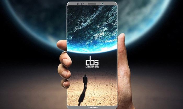 เฉลยเหตุผลที่ทำให้ Samsung ไม่ใส่ระบบสแกนลายนิ้วมือฝั่งกับหน้าจอใน Galaxy S8