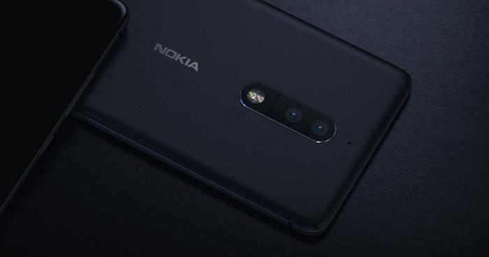 เผยข้อมูล Nokia 8 สมาร์ทโฟนเรือธงราคากลางๆ ที่มาพร้อมกล้อระบบจดจำใบหน้า