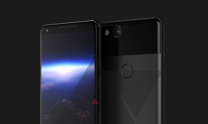 หลุดภาพ Design ของ Google Pixel 2 XL ที่จะผลิตโดย LG