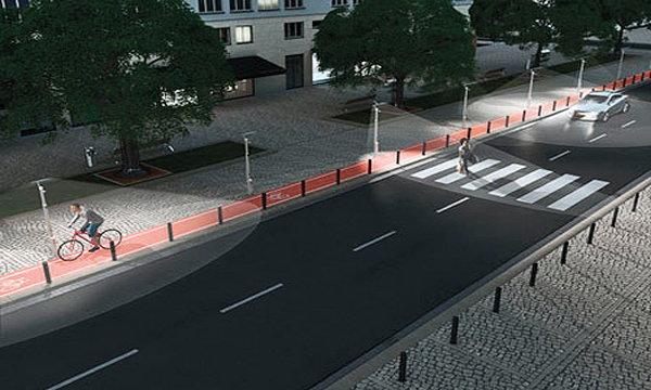 ′คอนติเนนทอล′ลุยโคมไฟอัจฉริยะ แจ้งจุดเกิดอุบัติเหตุ-ที่จอดรถว่าง