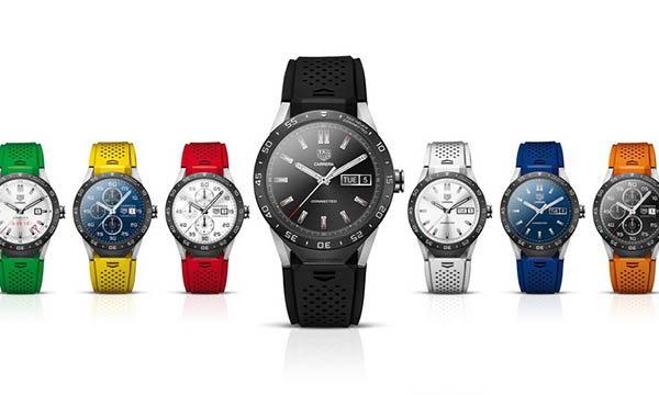 เลอค่า Tag Heuer เปิดตัว Tag Heuer Connected Smart Watch สุดหรูรองรับ Android Wear