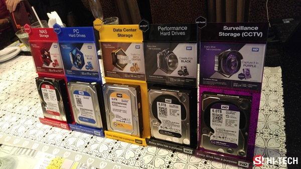 WD ปรับแคมเปญเรียกสีแทนประเภทของ Hard Disk เพื่อให้เรียกได้ง่ายขึ้น