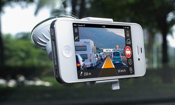 แนะนำ 4 Apps ทำมือถือเป็นกล้องติดหน้ารถ ง่าย ๆ แค่โหลด