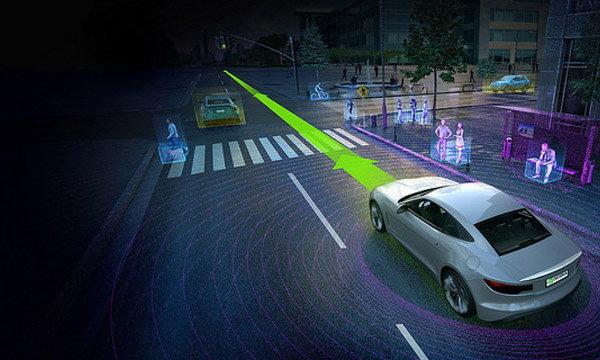 [CES2016] NVidia Drive PX2 คอมพิวเตอร์ช่วยขับรถให้คุณได้